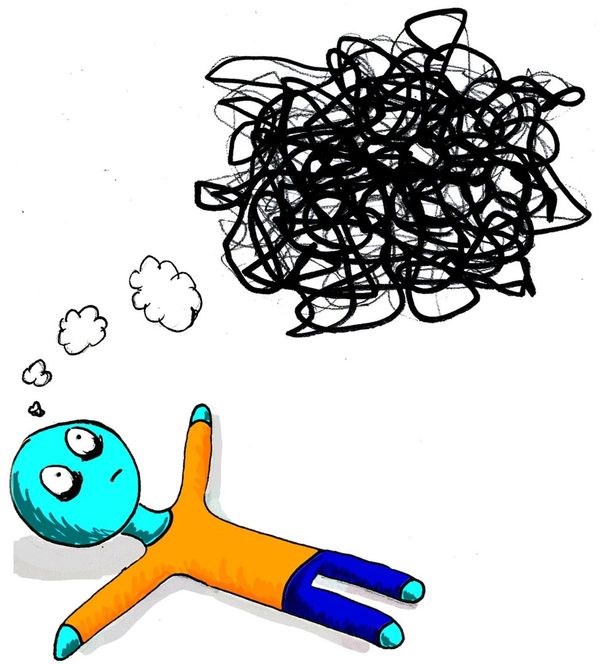 Mid-Semester Anxiety Crisis