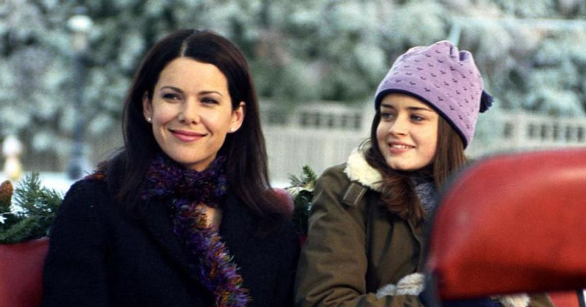 11 Things That Happen When You And Your Mom Have A 'Gilmore Girls' Kind Of Relationship