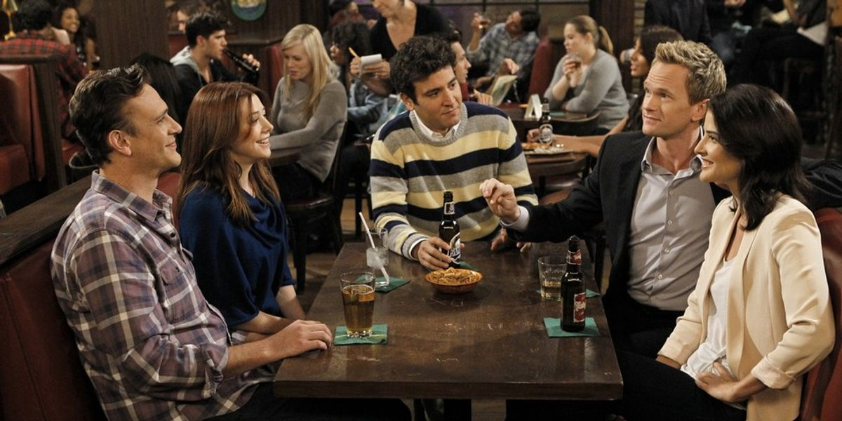 "The Holidays As Told By ""How I Met Your Mother"""