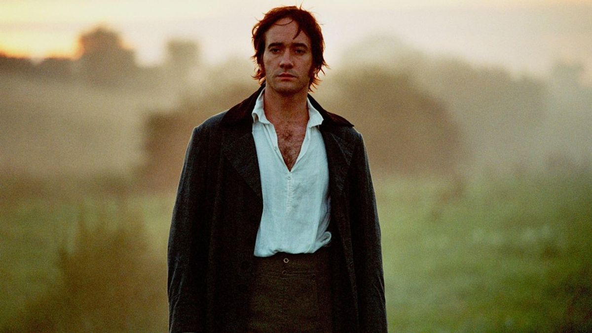 How Can You Not Love Mr. Darcy?