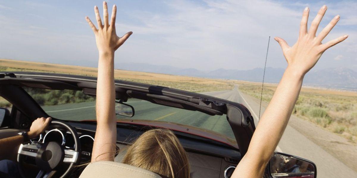 Road Trip, Destination: Anywhere