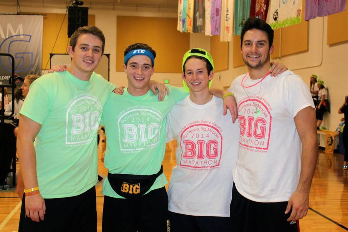 Dance Marathon Changed My Life, And It Will Change Yours Too