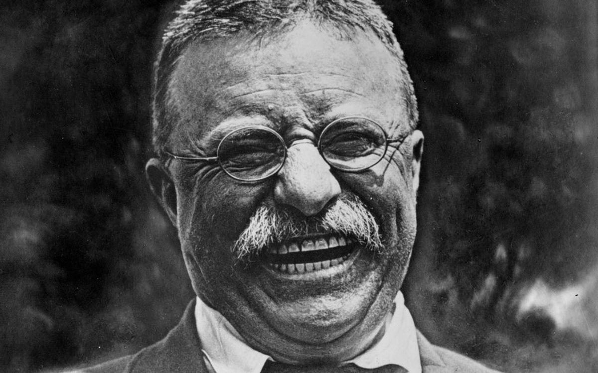 Good Ole Teddy Roosevelt