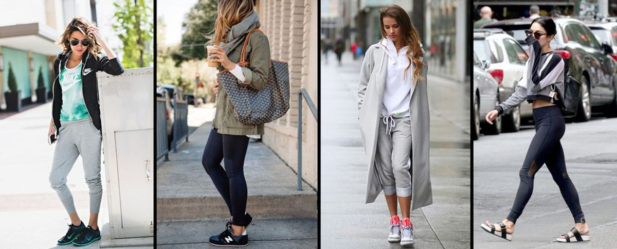"""Why The """"Athleisure"""" Trend Is The Best Trend Ever"""