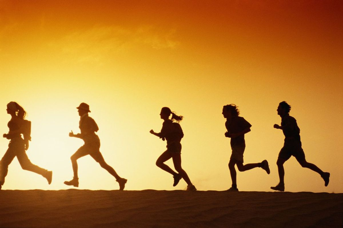 Once A Runner, Always A Runner