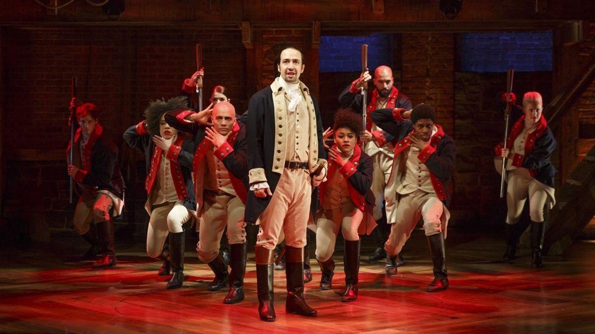 Making History With Hamilton