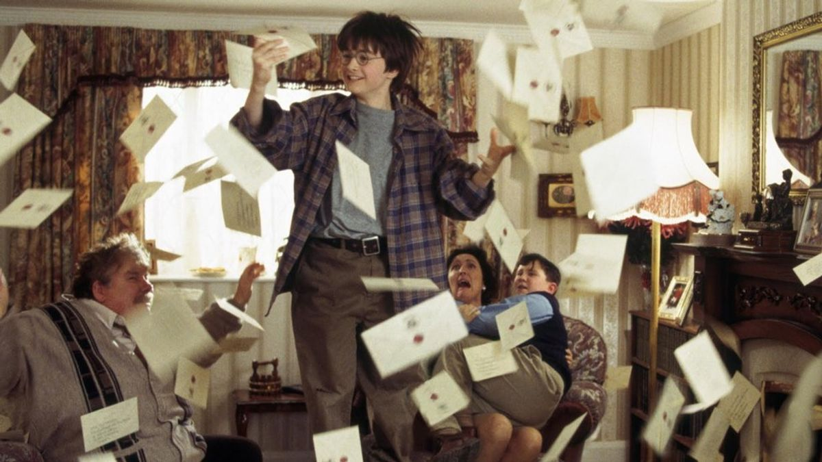 10 Inspirational Harry Potter Quotes