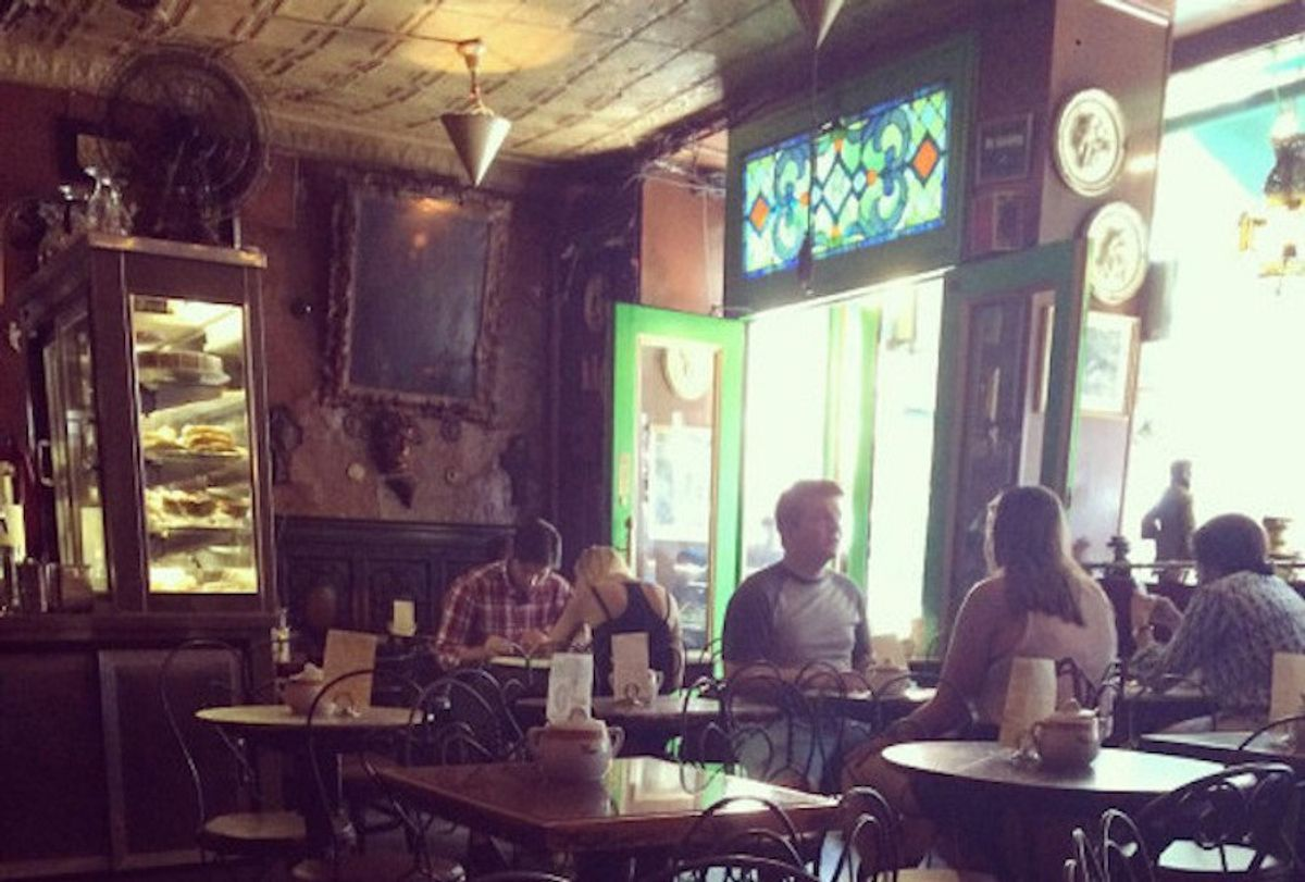 Top 5 Lunch Spots In Downtown Manhattan