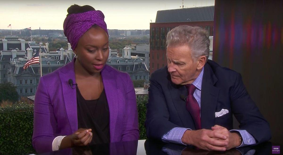 Is Chimamanda Ngozi Adichie Racist?