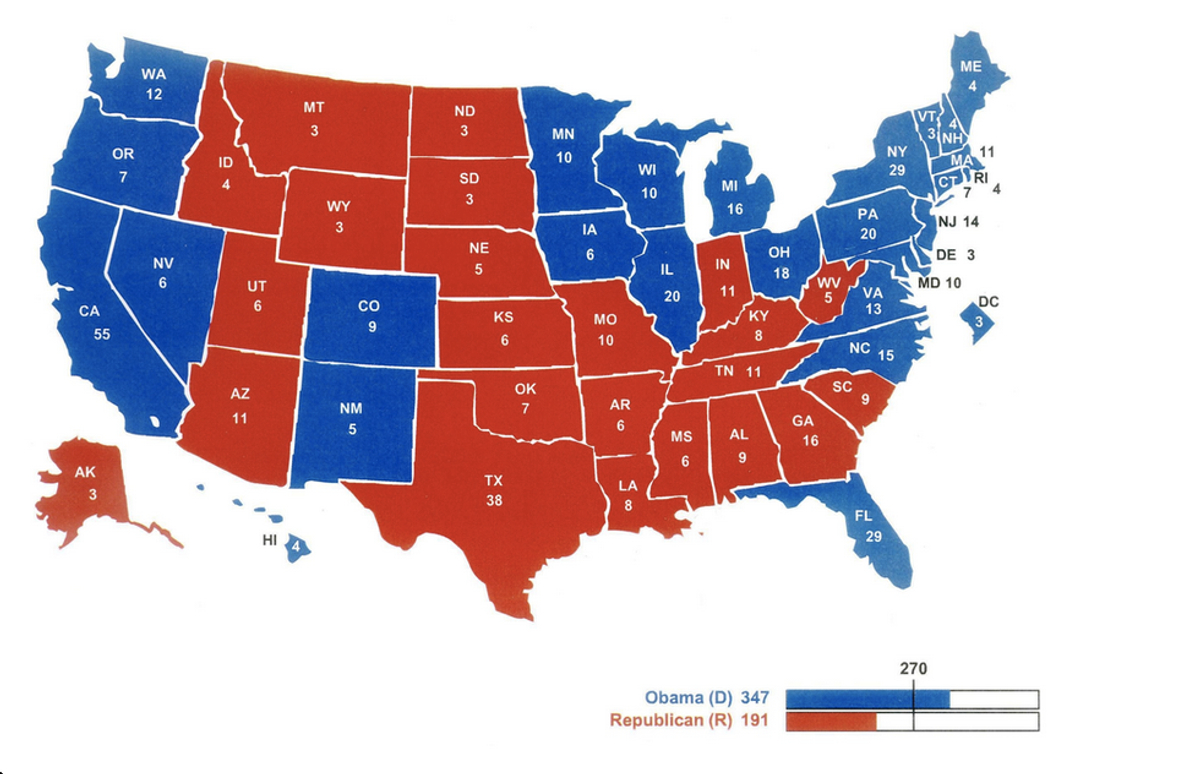 Why We Use The Electoral College