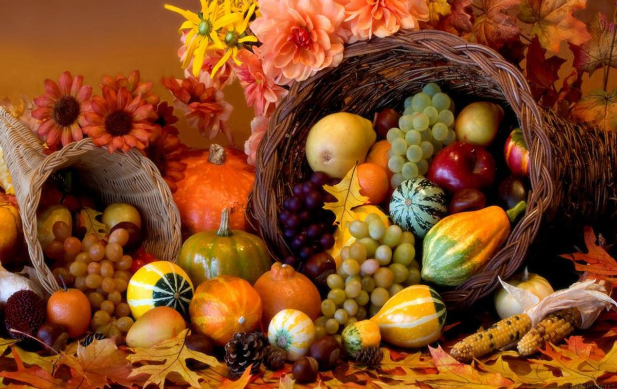 10 things to be Thankful for on Thanksgiving