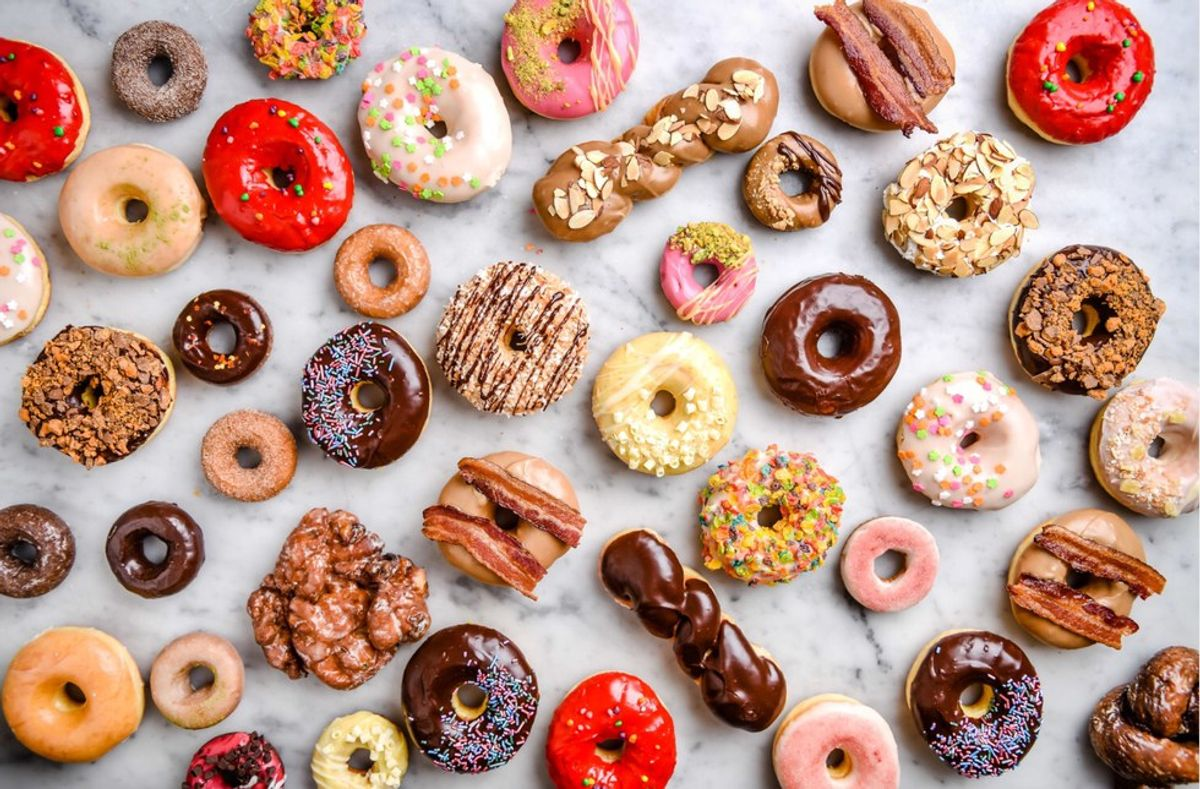The 10 Best Things About Food