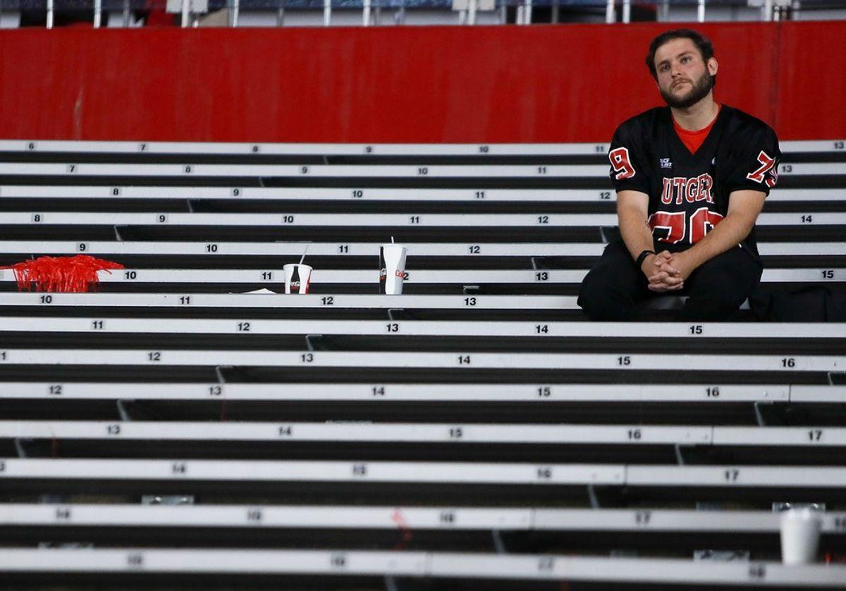 Rutgers' Football Sorrows Continue