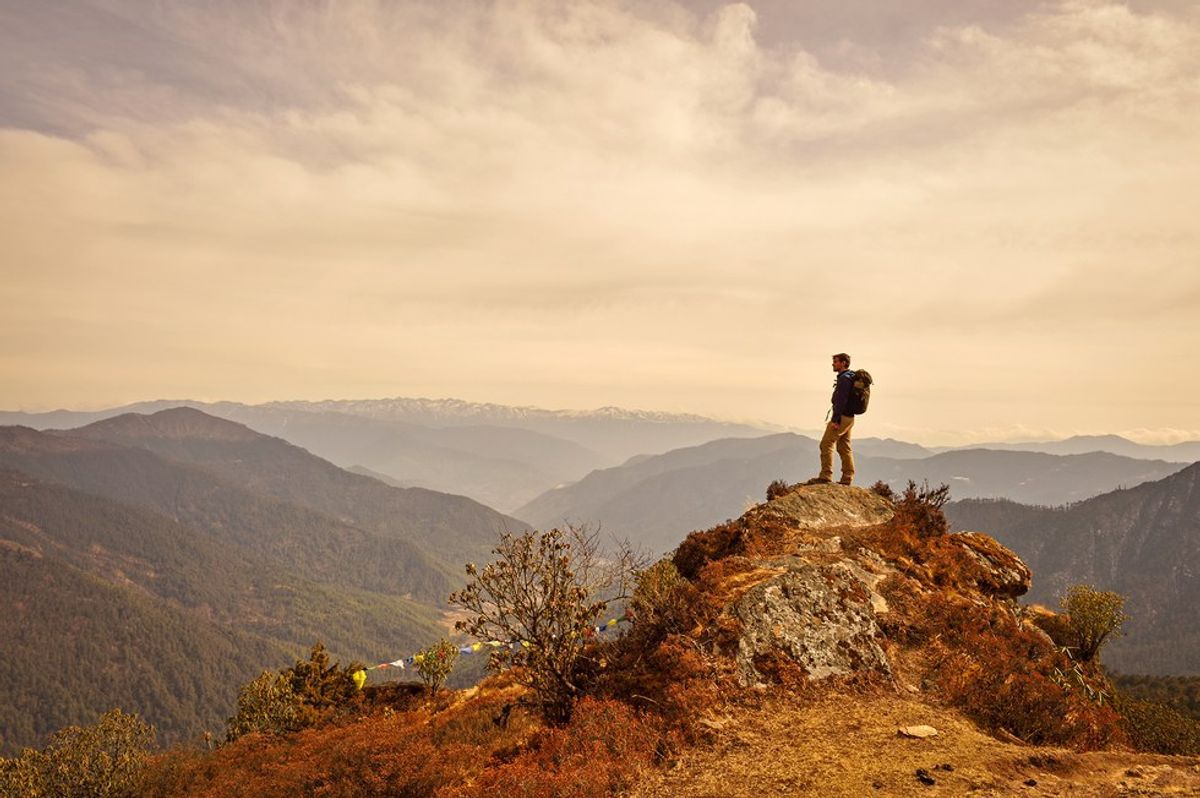 5 Deep Reasons For Traveling Solo