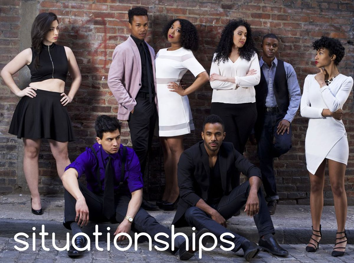 Sneak Peak: Exclusive Press Photos For Situationships