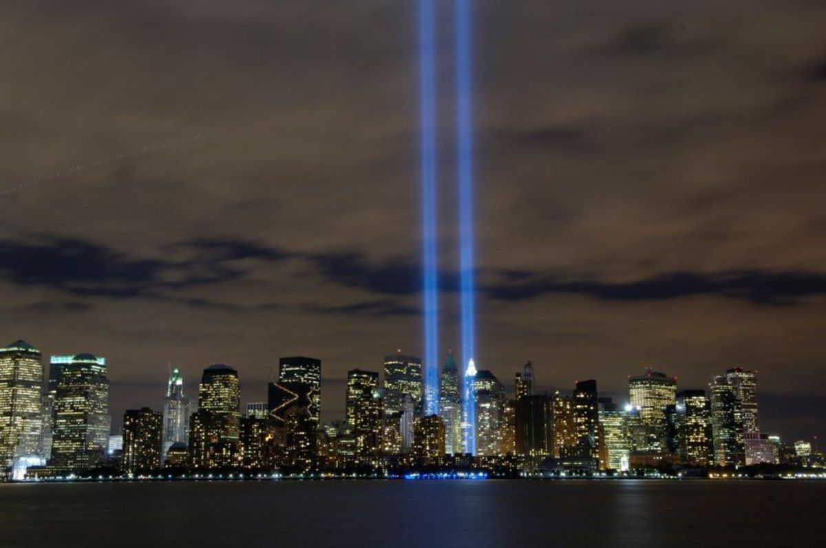 A Poem To 9/11 Families and Heroes