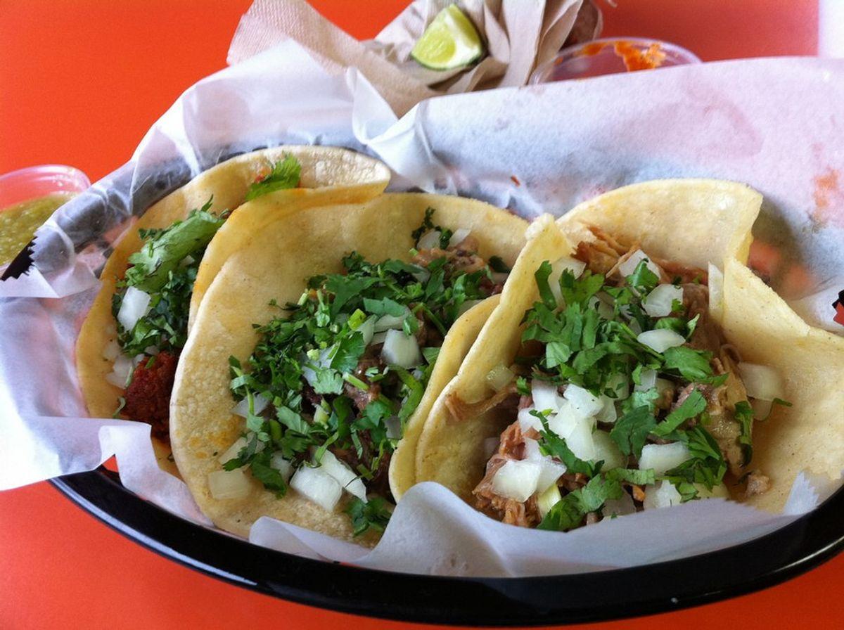 5 Key Things to a Good Taco