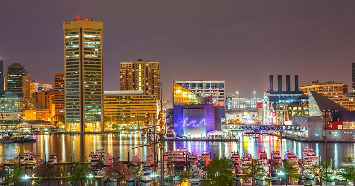 10 Signs You Know You're From Maryland