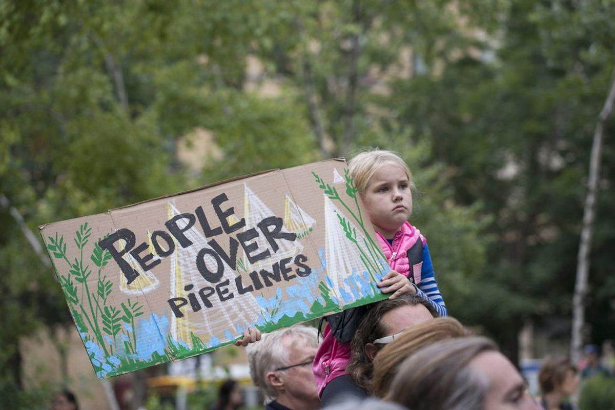 The Social Injustice Of The Dakota Access Pipeline