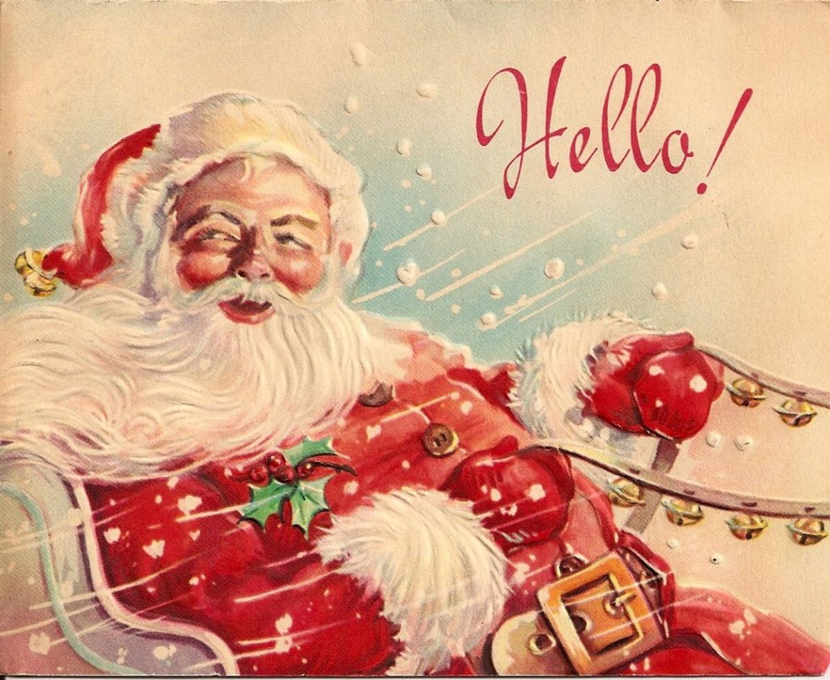 It's Officially Christmas Season