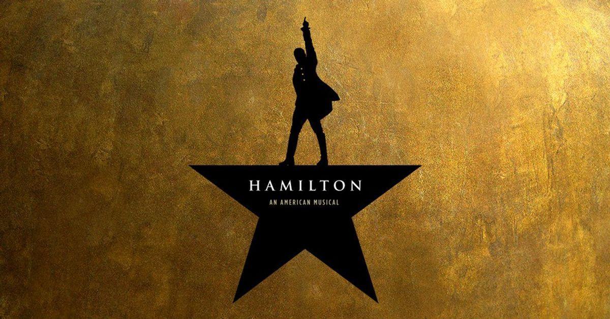Why I Support The Hamilton Cast