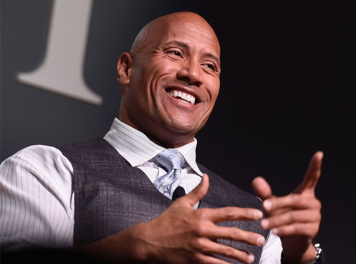 "15 Reasons Why I Am Thankful for Dwayne ""The Rock"" Johnson"
