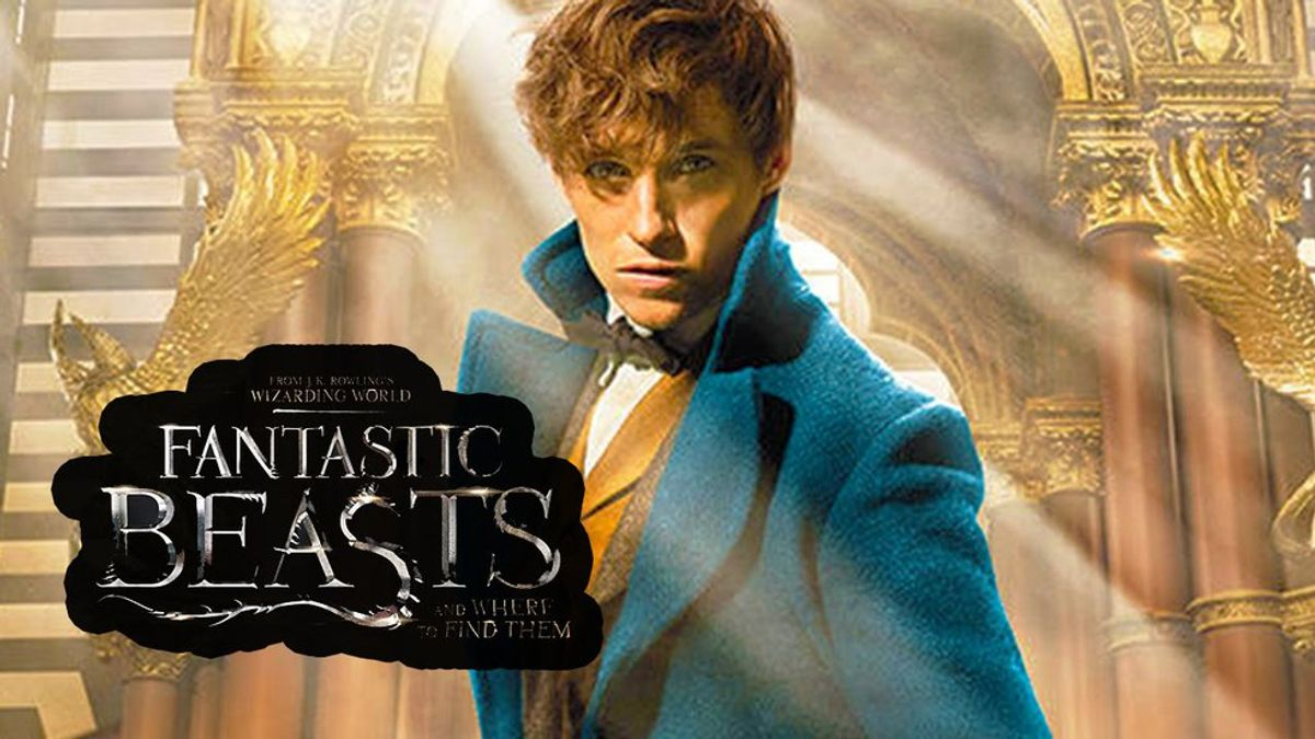 """""""Fantastic Beasts And Where To Find Them"""" Review"""