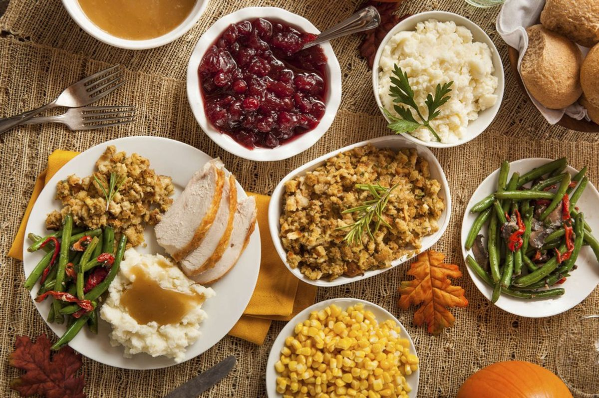 Here's Why Thanksgiving Is The Best Holiday