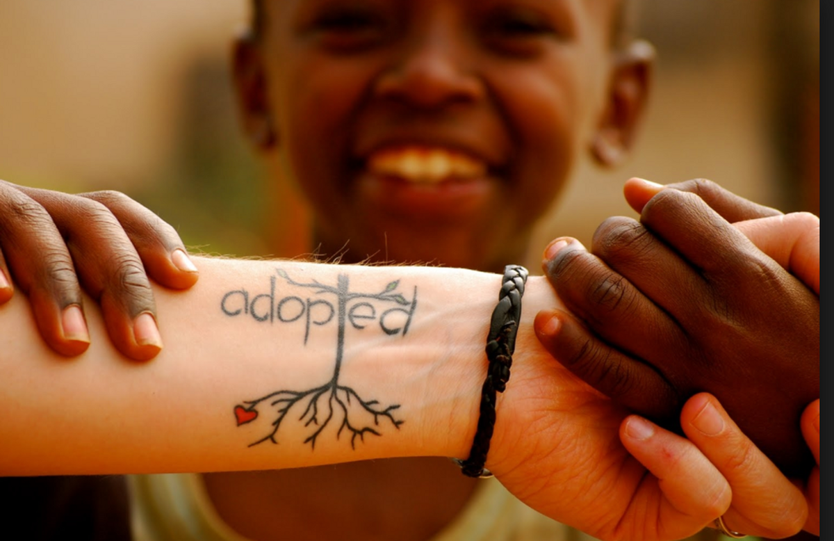 Adoption Day: Kelly's Story