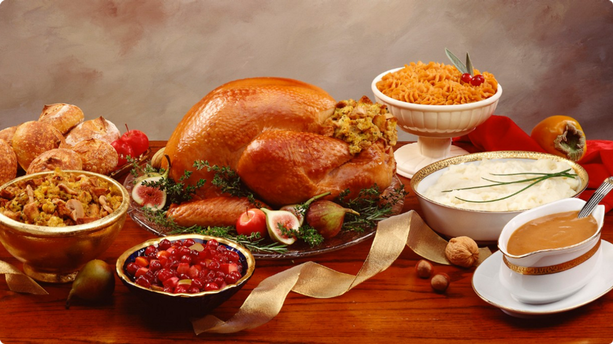 Thanksgiving Dinner Items- Classic, Delicious, & Not-Too-Expensive
