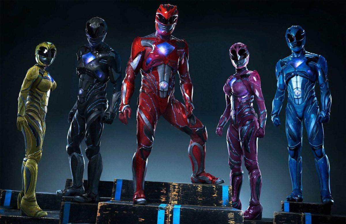 Movie Thoughts: Three Things I Need From the 2017 Power Rangers Movie