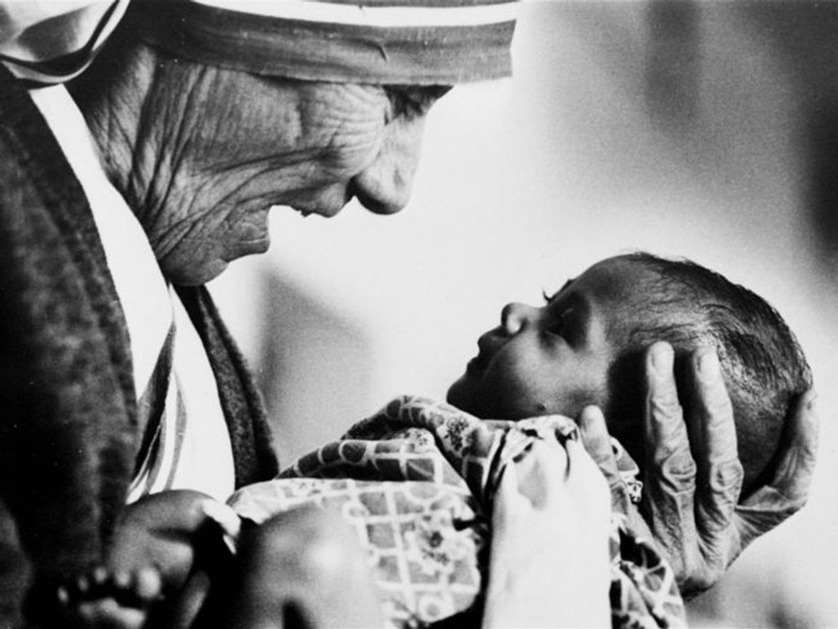 Need Some Inspiration? Look to St. Teresa of Calcutta