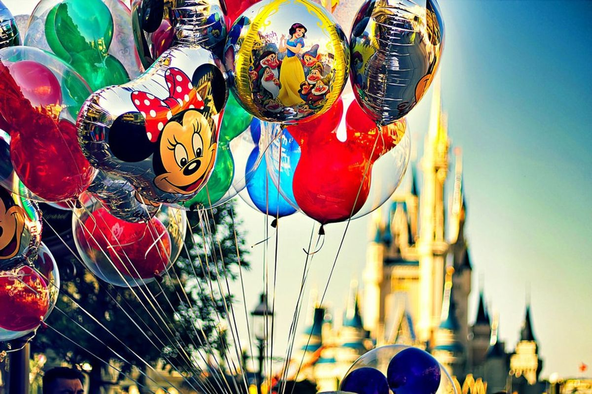 6 Reasons Why You Should Vacation in Disney