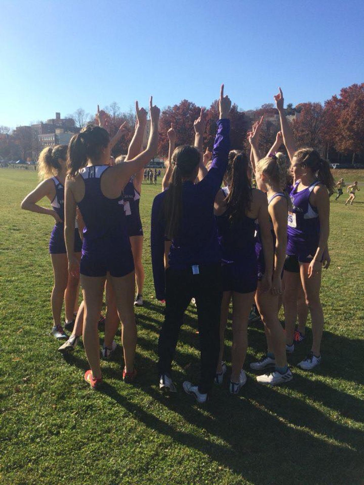 An Open Letter To Cross Country