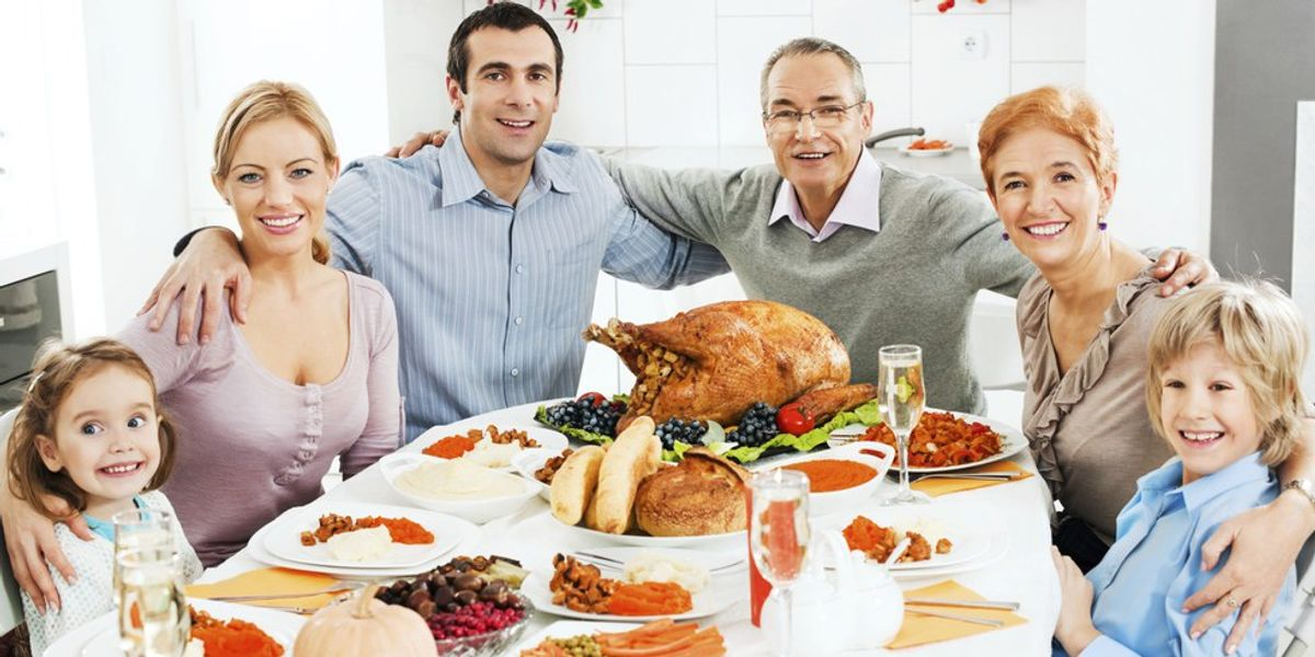 7 Reasons Every College Student Loves Thanksgiving Break