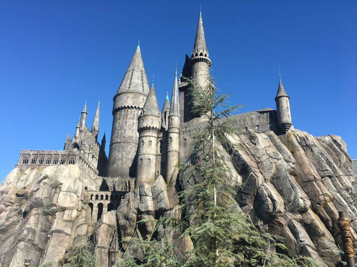 Finally Experience The WIzarding World Of Harry Potter