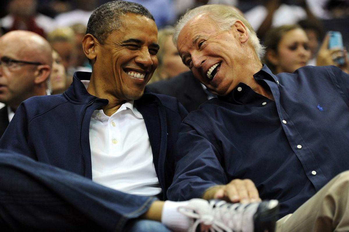 The Top Ten Biden-Obama Memes