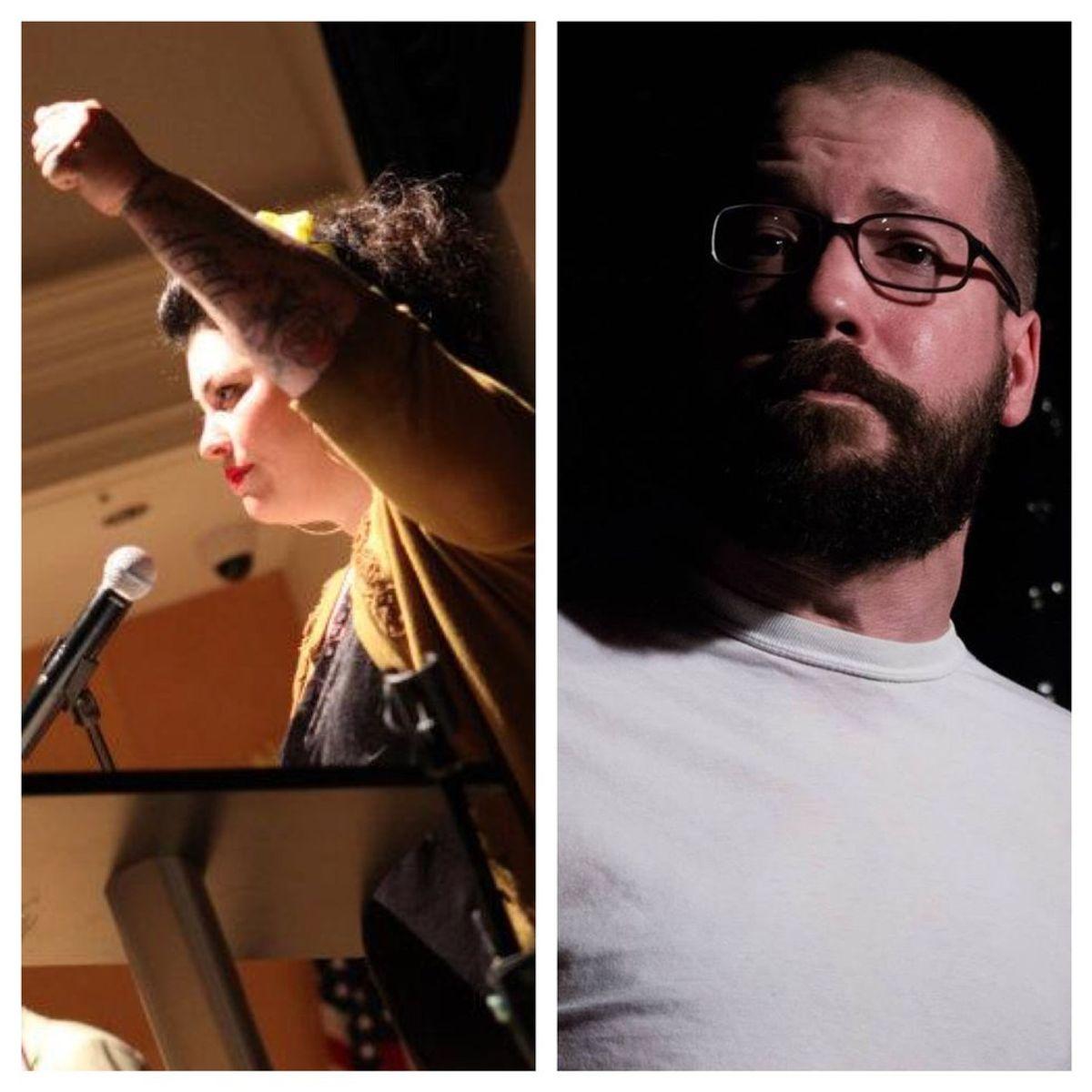 Poets of the Week: Shane Hawley and Rachel McKibbens