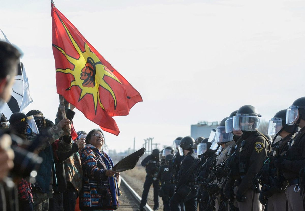 Standing Rock: A Battle for Indigenous Rights