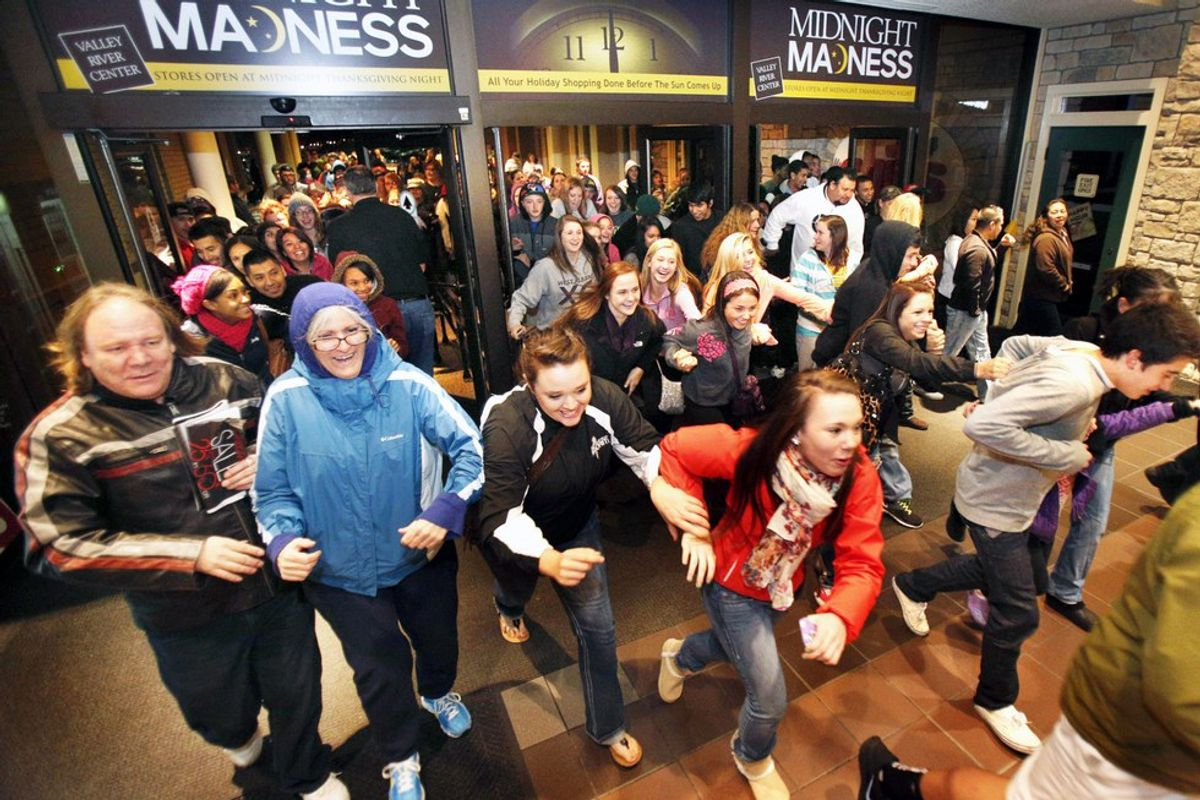 10 Stores Where You'll Shop Til' You Drop This Black Friday