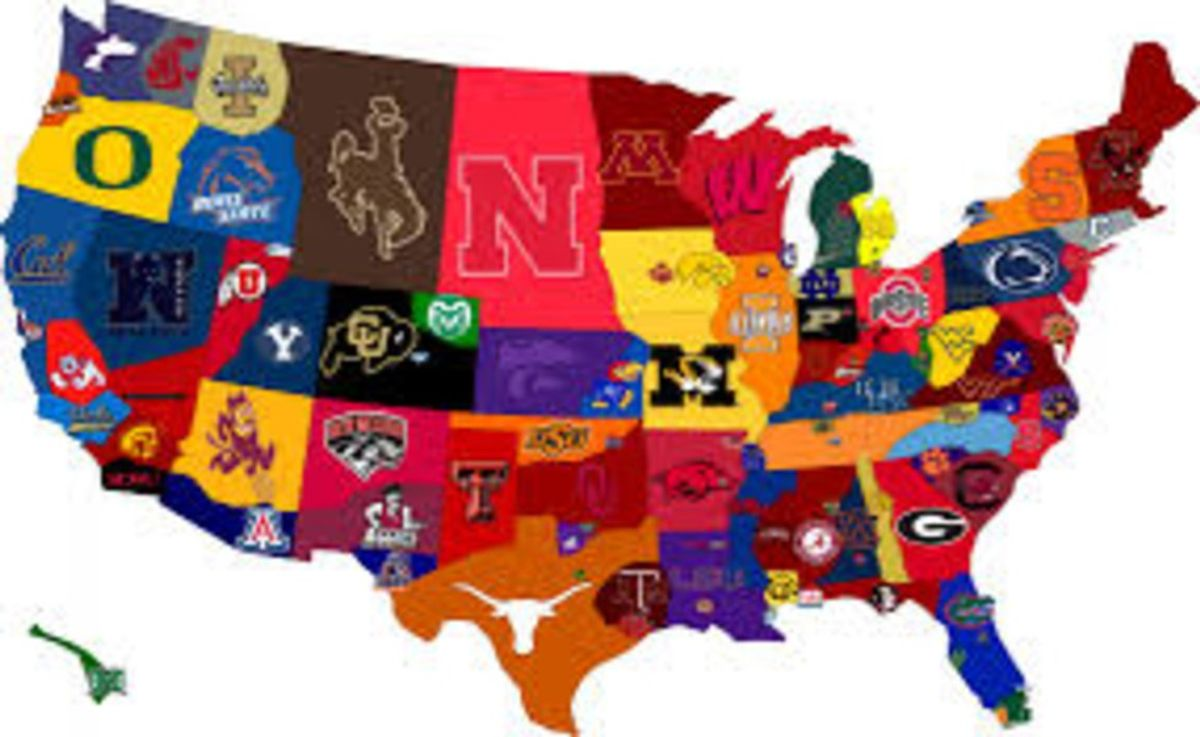 10 Great College Football Rivalries