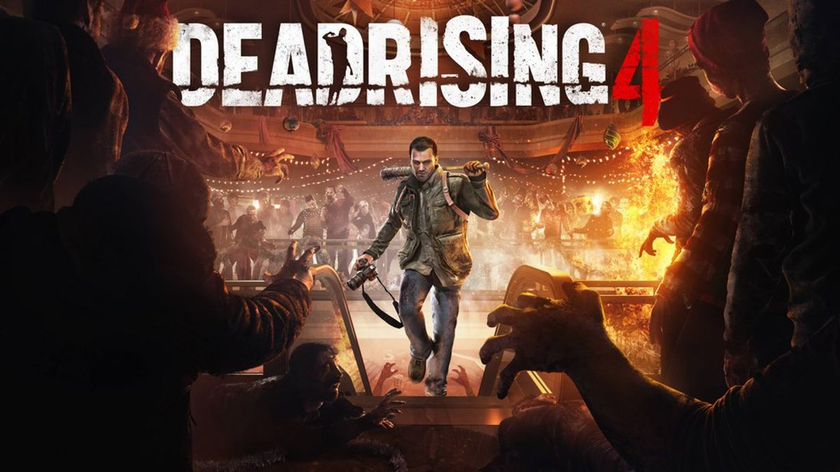 Dead Rising 4 Is Blending Old And New