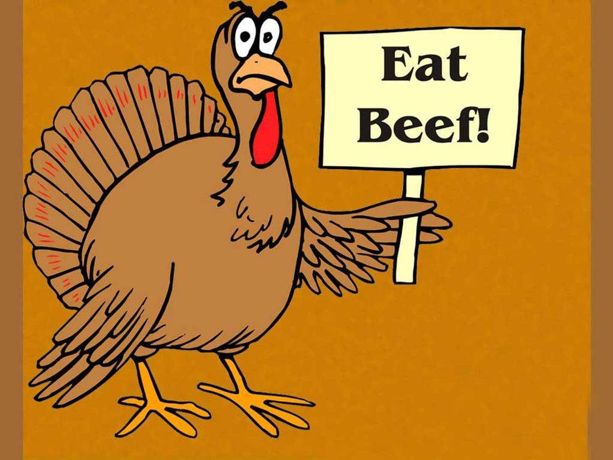5 Corny Thanksgiving turkey Jokes
