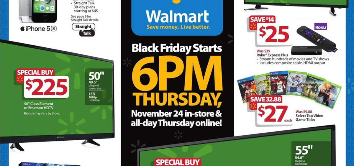 Why It's Hard To Be Thankful For Black Friday