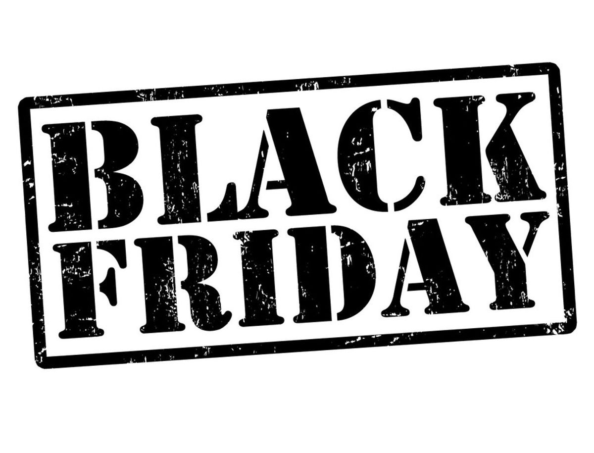 Interview With A Sales Associate Working On Black Friday