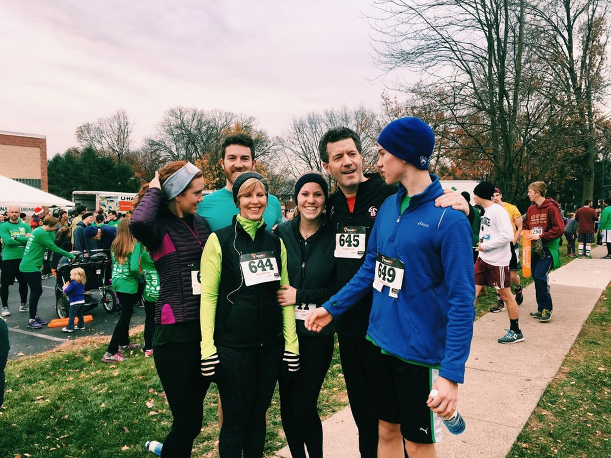 10 Reasons Why You Should Run In Your Town's Turkey Trot
