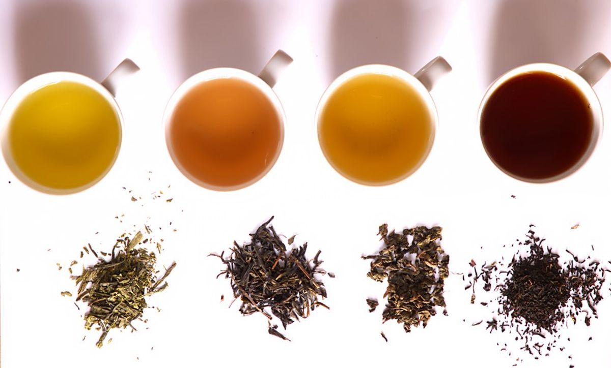 A Complete Beginner's Guide To Tea