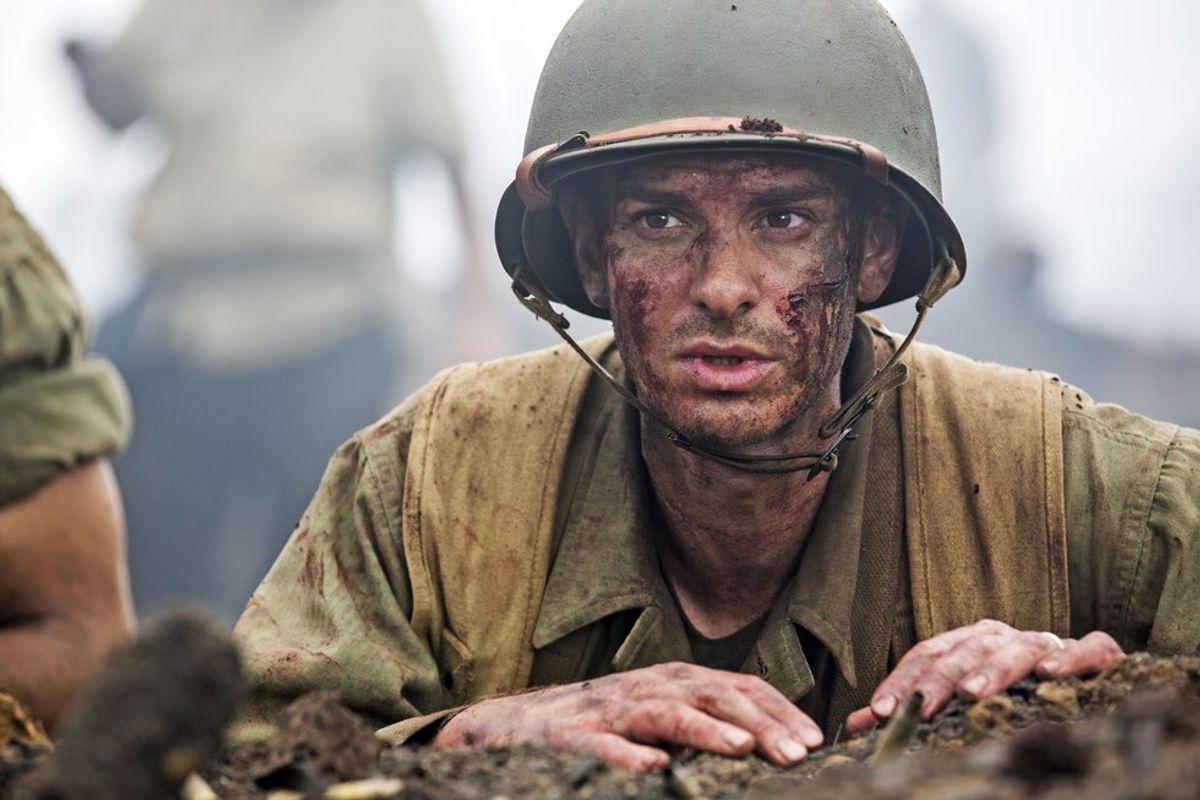 "A Review of Mel Gibson's ""Hacksaw Ridge"""