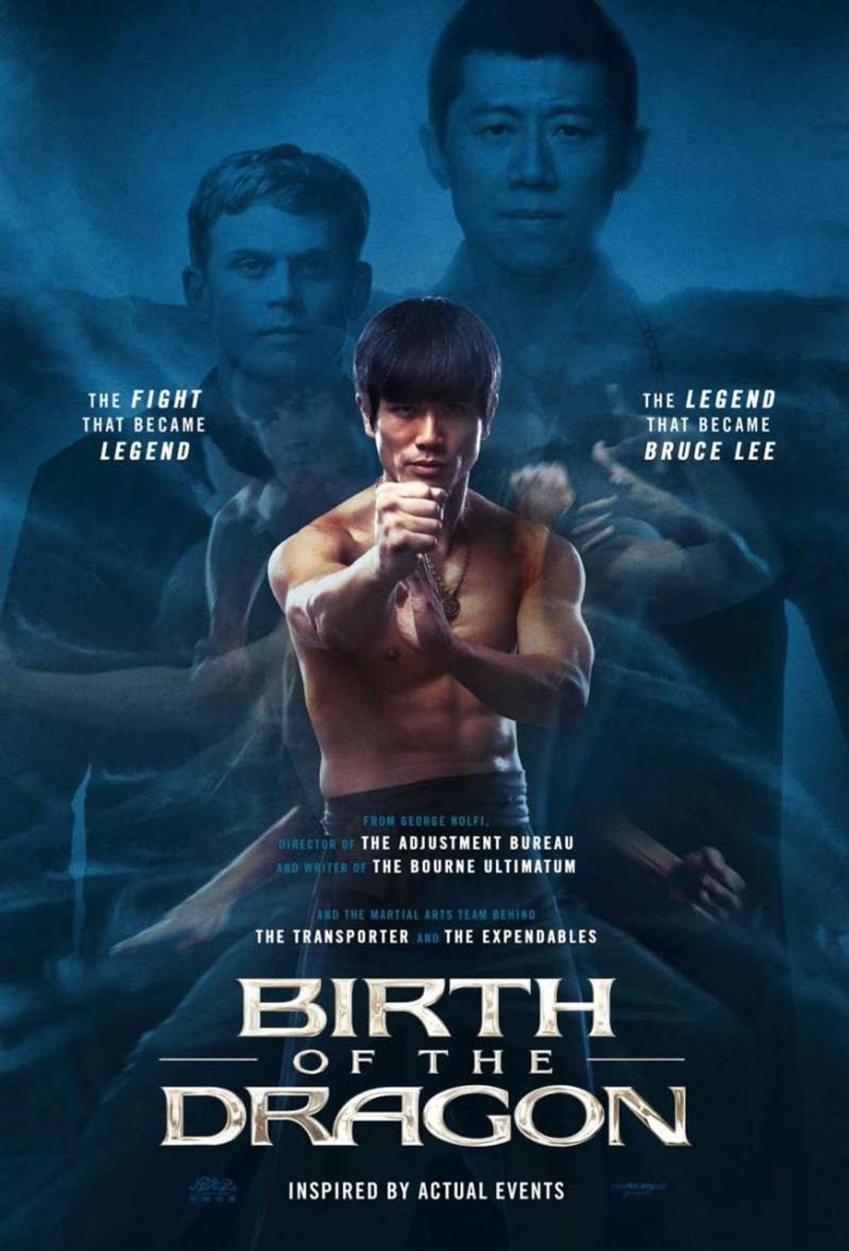 """Movie Thoughts: Breaking Down the Historical Accuracies in the """"Birth of the Dragon"""" Trailer"""