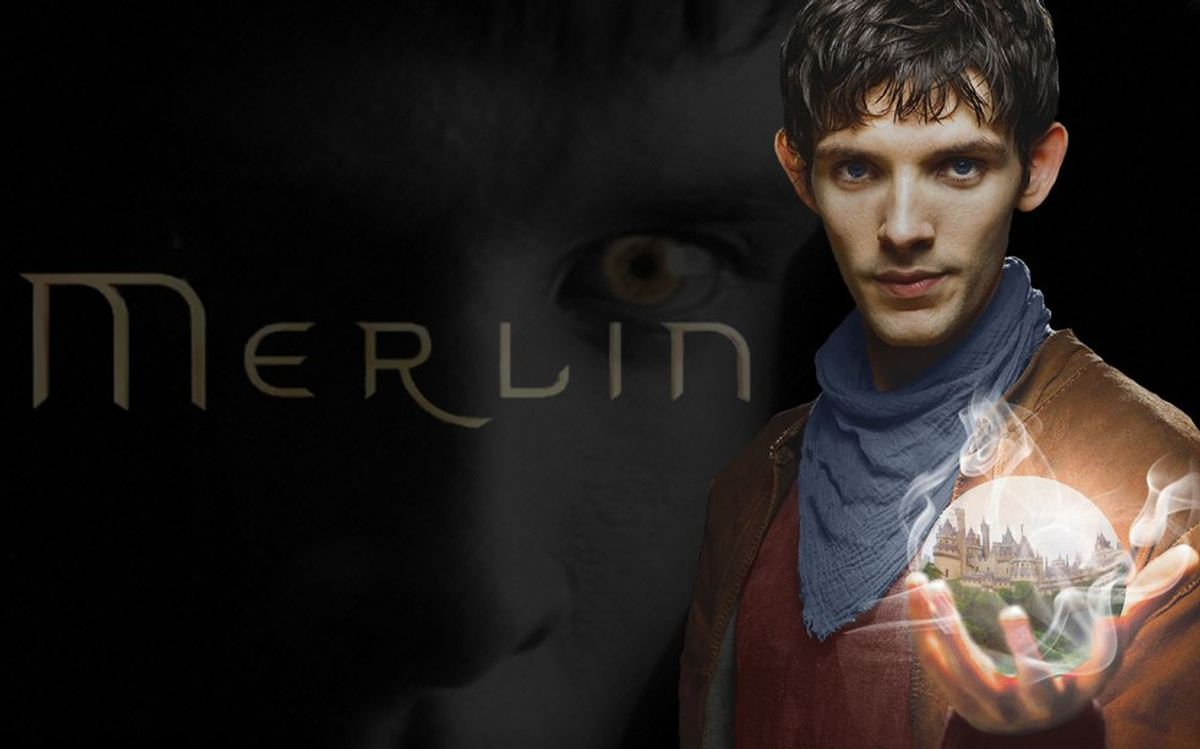 Six Reasons You Should Watch BBC's Merlin